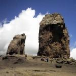 Roque Nublo en Tejeda (Isla de Gran Canaria)