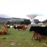 Estación de seguimiento de satélites de Robledo de Chavela (Madrid)
